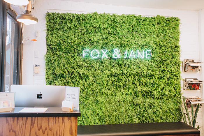 FOX & JANE